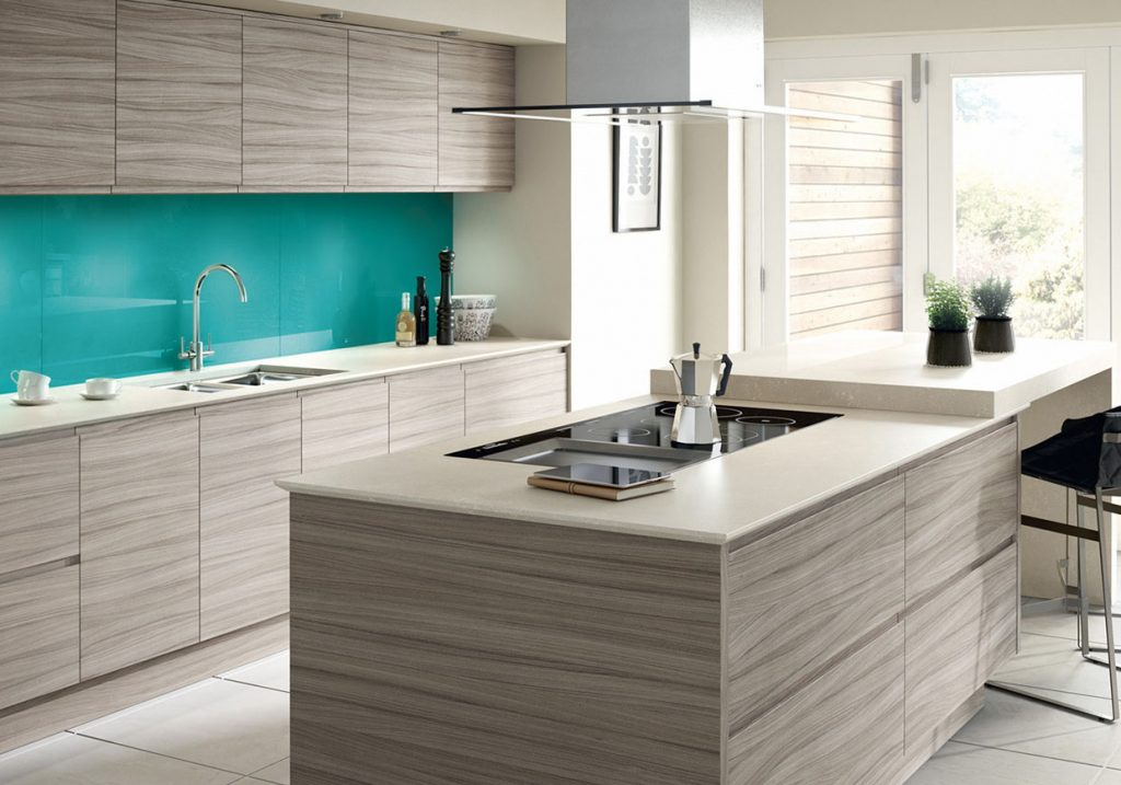 Geneva Kitchen Range Handleless