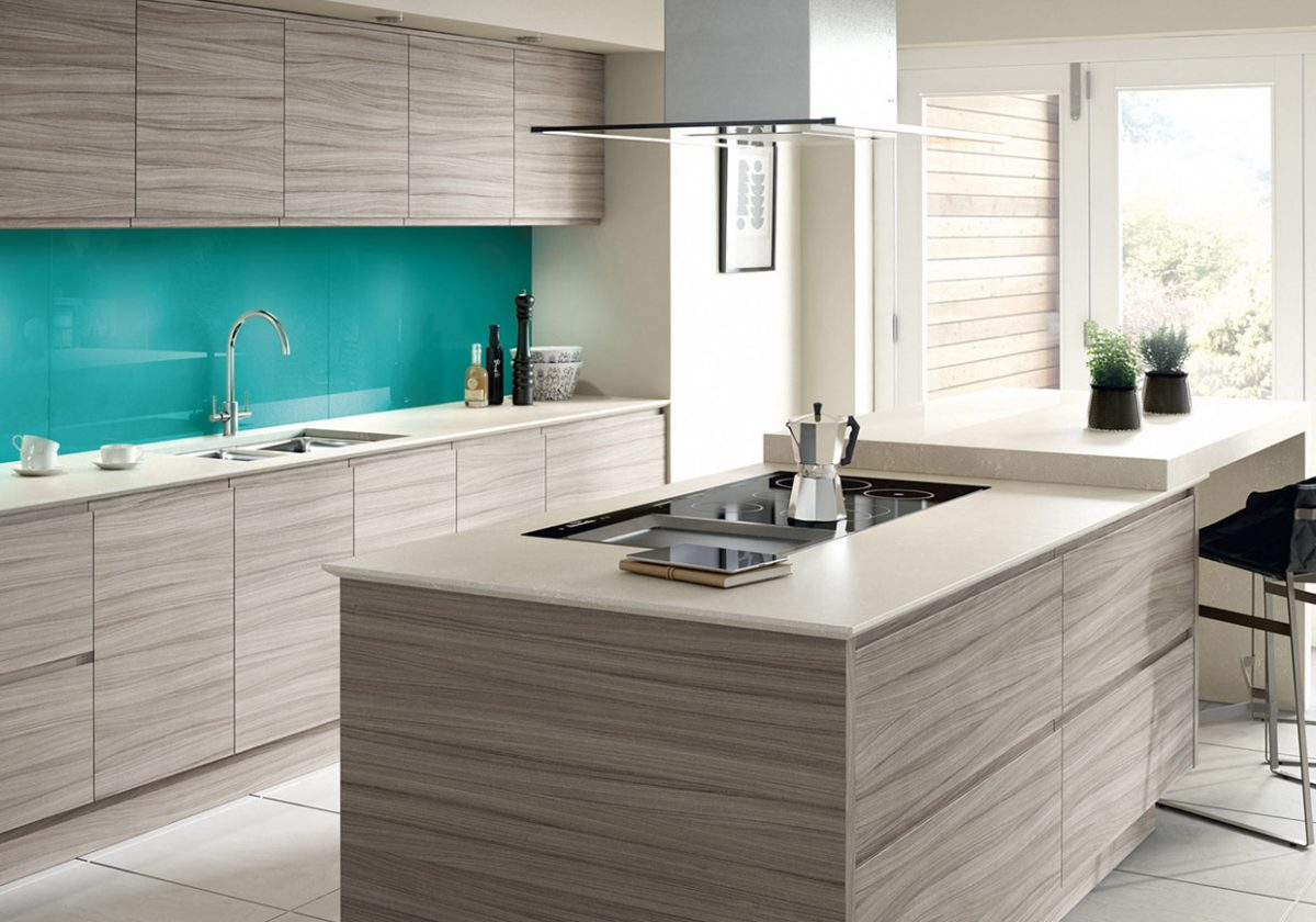 Dok Kitchens Geneva Handleless