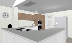 Visual Kitchen Planning