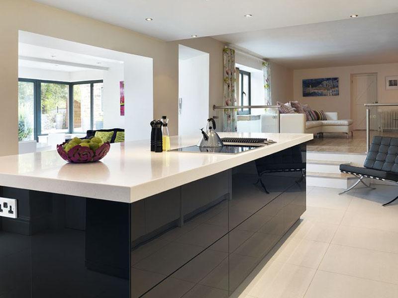 open plan kitchen conversion Sheffield