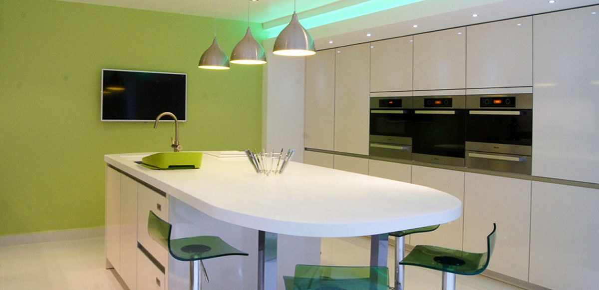 Professional kitchen project East Yorkshire