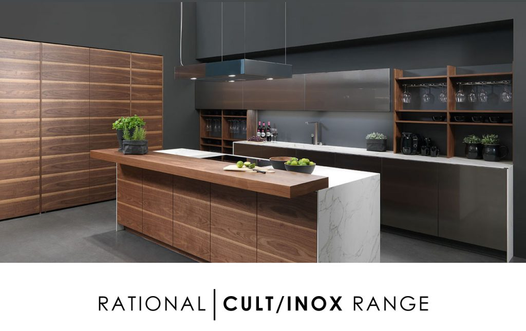 Rational Cult inox Range