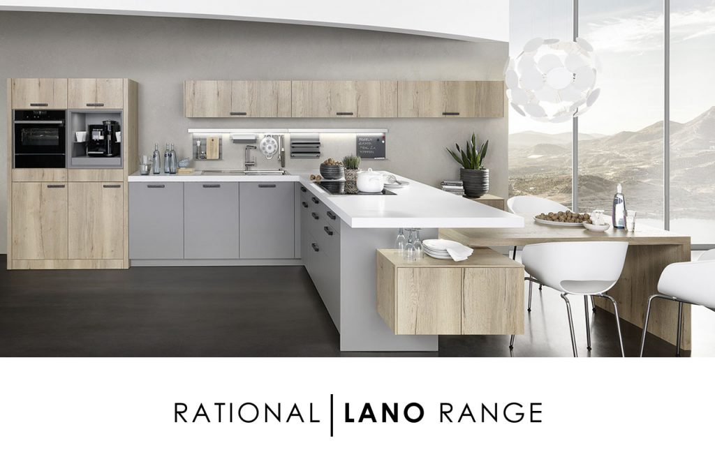 Rational Lano Kitchen Range