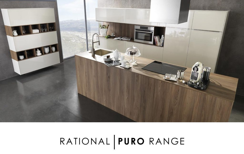 Rational Puro Kitchen Range