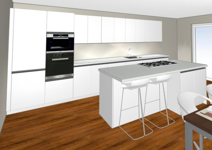 example kitchen design