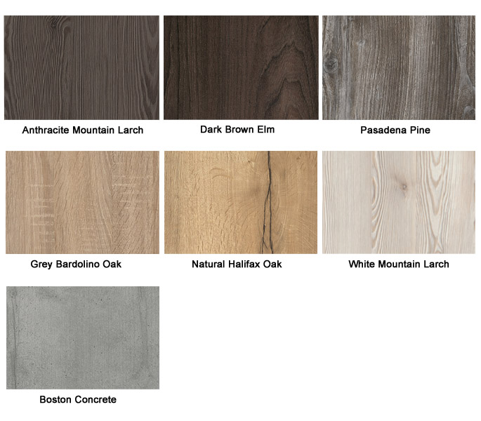 Wood repro colours