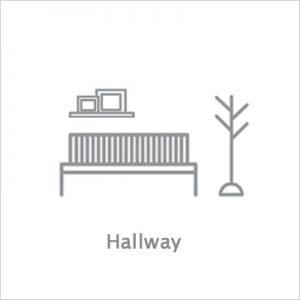 Hallway Icon Direct Online Kitchens