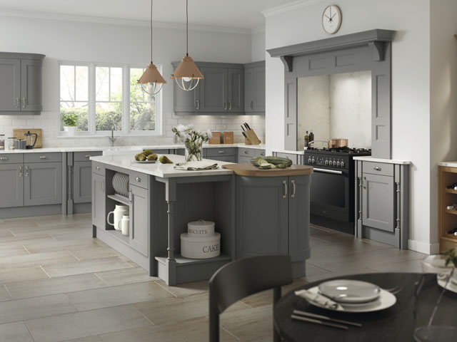 Jigsaw Windsor Dust Grey
