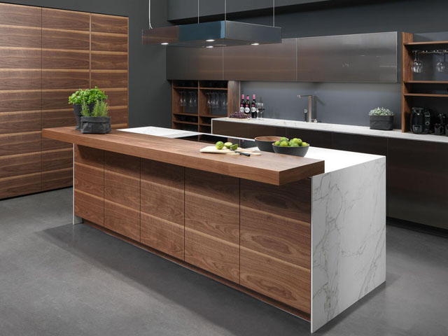Rational Ino(x) BM Walnut Veneer